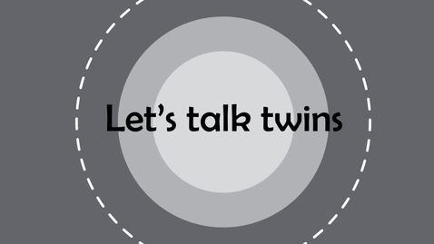 Thumbnail for entry The Mid-Atlantic Twin Registry