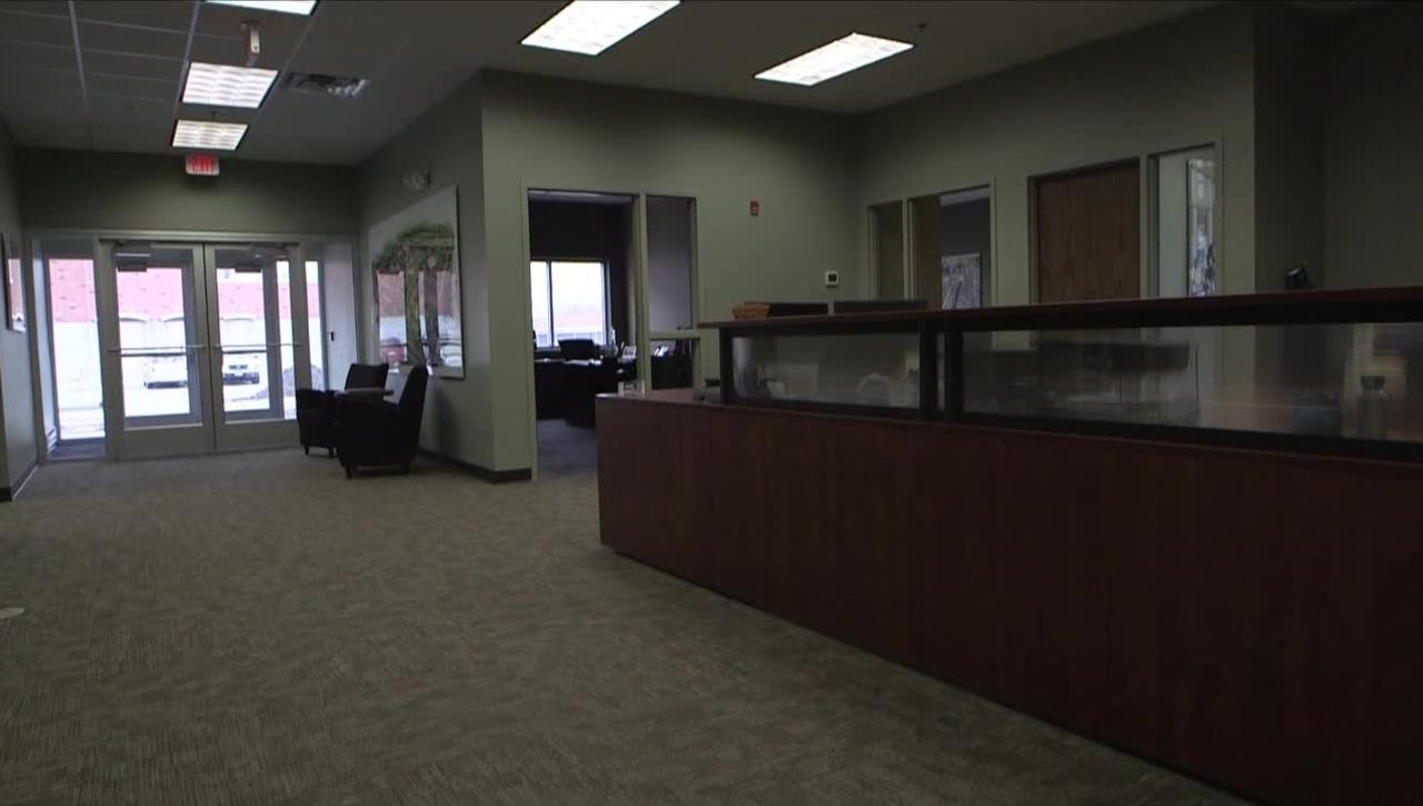 Office Renovations 2015