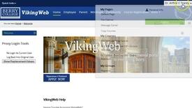 Thumbnail for entry How to share media in VikingWeb using Kaltura's MediaSpace.