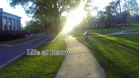 Thumbnail for entry Life at Berry