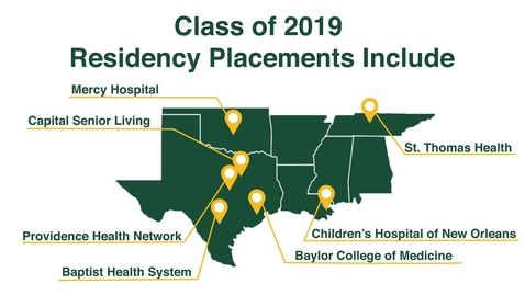Thumbnail for entry Baylor Healthcare MBA by the Numbers