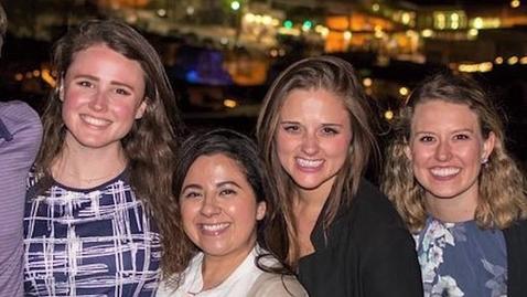Thumbnail for entry Baylor MBA's Greek Mission Trip: Ashley Willard