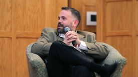 Thumbnail for entry A Conversation with Coach Matt Rhule