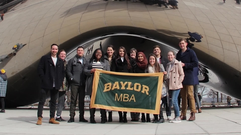 Thumbnail for entry Taylor Ulmer: Baylor Healthcare MBA Travels to Chicago