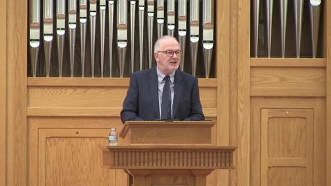 Thumbnail for entry Truett Chapel, Dr. Rob Ellis (10.29.19)
