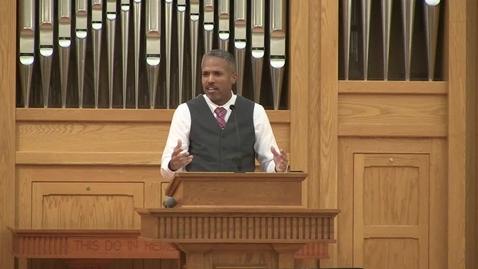 Thumbnail for entry Truett Chapel, Rev. Arbra Bailey  02/11/2020