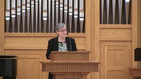 Thumbnail for entry Truett Chapel, Dr. Becky Jackson (03.03.2020)