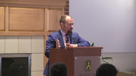 Thumbnail for entry Parchman Endowed Lectures -- Q&A
