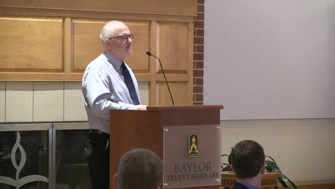 Thumbnail for entry Chapel Lunch, Dr. Rob Ellis (10.29.19)