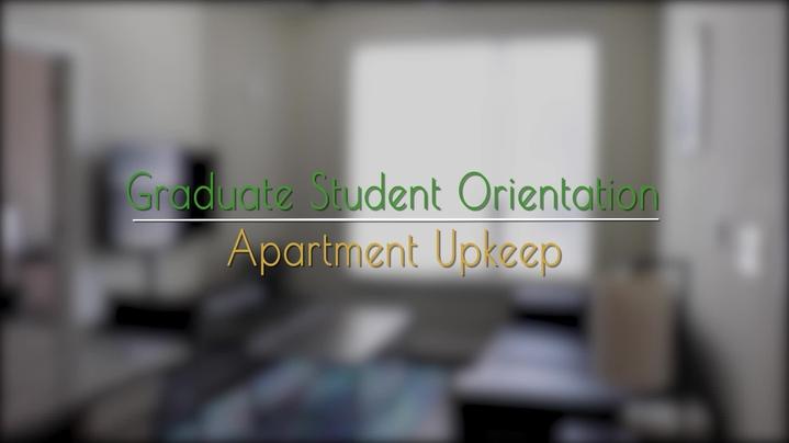 Thumbnail for channel Graduate Student Orientation