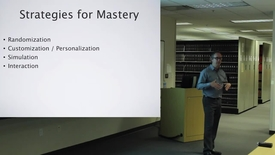 Thumbnail for entry Carr, Britt - SET - Strategies for Customized Learning