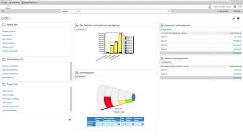 Thumbnail for entry Exporteren en analyseren verkoopkansen naar Excel vanuit Exact