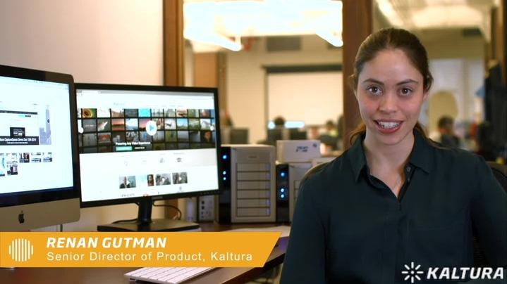 Thumbnail for channel Kaltura CaptureSpace