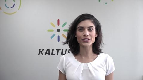 Teaser for Kaltura Pitch