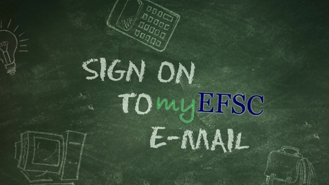 Thumbnail for entry EFSC Student Email Tutorial