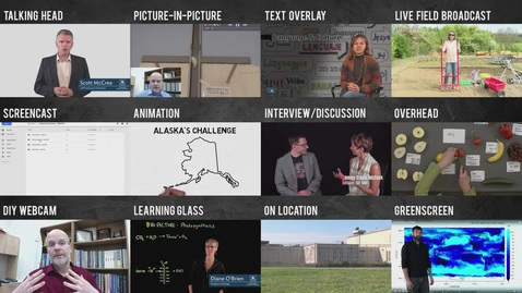 Thumbnail for entry Taxonomy of Educational Video - Interactive