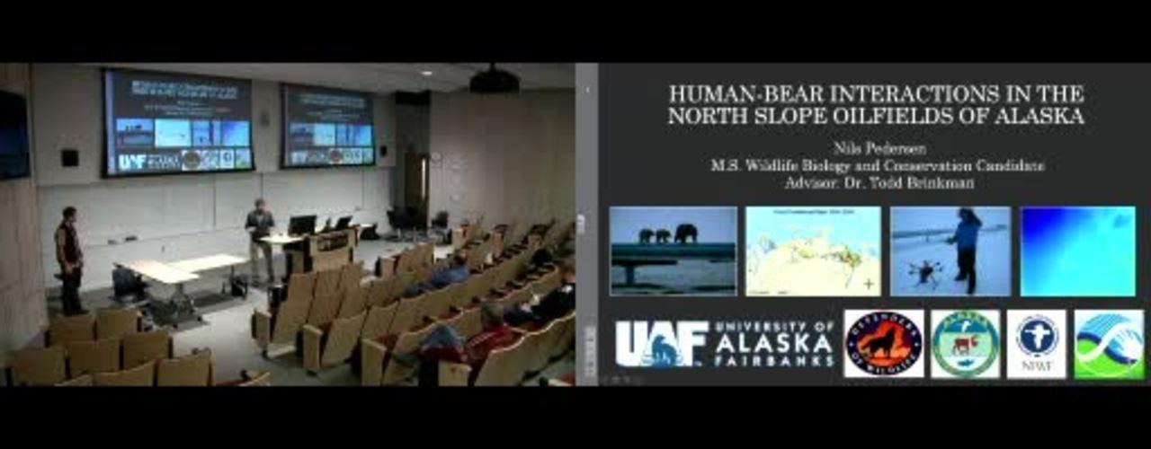 Characteristics of Human Bear Encounters