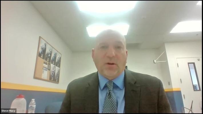 UAF Athletic Director Candidate Forum: Steve Macy