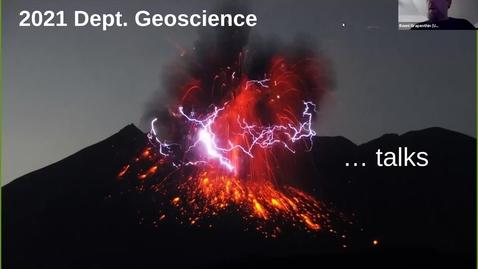 Thumbnail for entry Geoscience Department Seminar, 2021-09-03 - Lightning Talks
