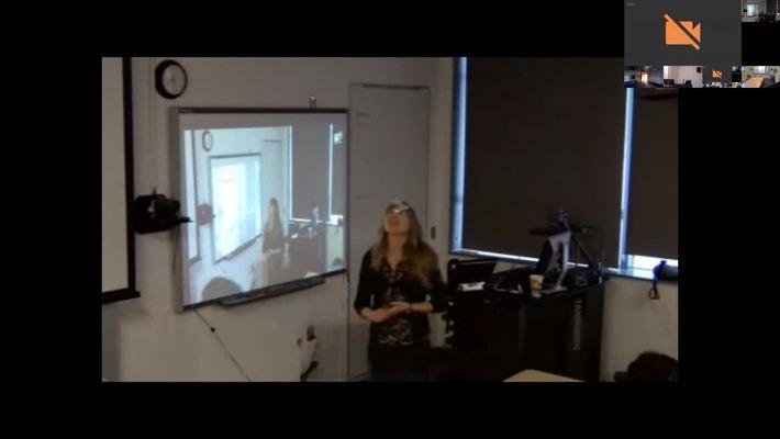 Nelson PhD Seminar