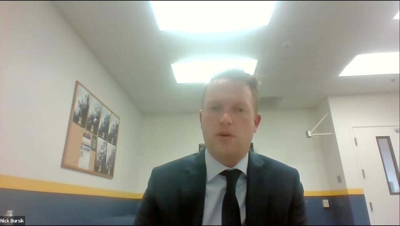 UAF Athletic Director Candidate Forum: Nick Bursik