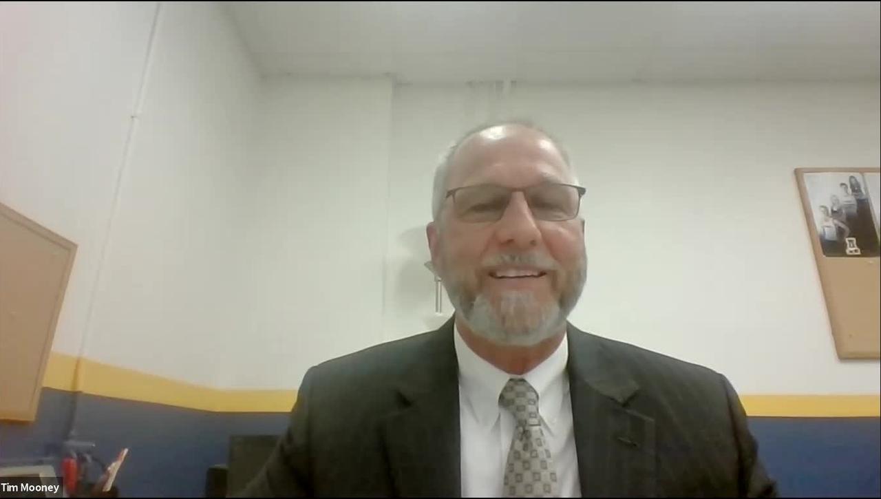 UAF Athletic Director Candidate Forum: Tim Mooney