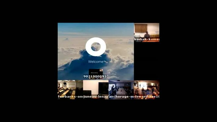 Clip of CFOS Faculty Meeting (livestream)