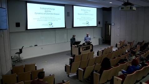 Thumbnail for entry One Health Seminar Patrick Leighton