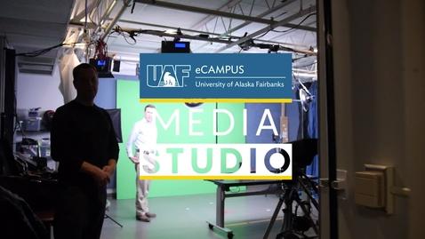 Thumbnail for entry UAF eCampus Media Studio