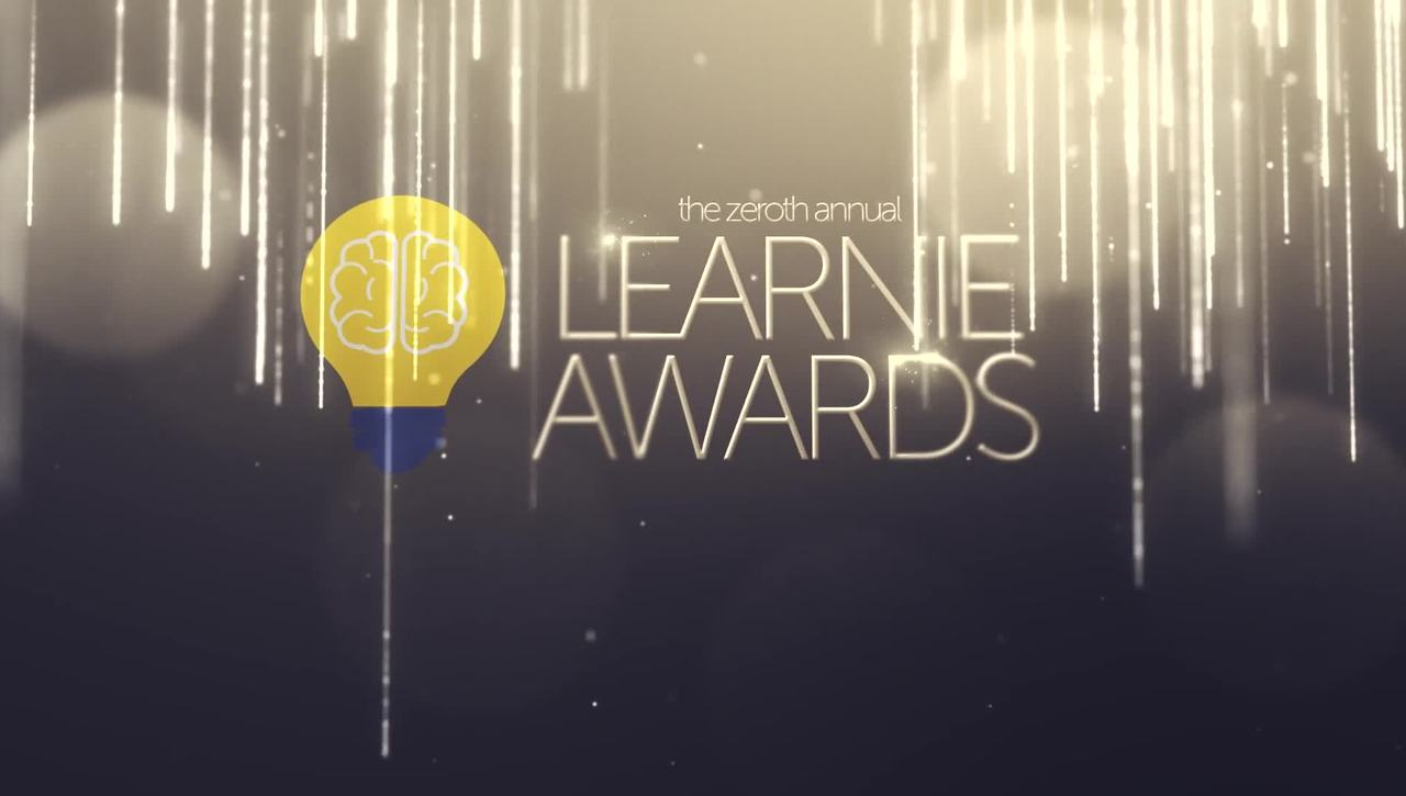 The Zeroth Annual Learnie Awards - Teaser