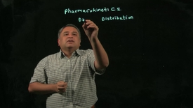 Thumbnail for entry Pharmacokinetics - Part 2