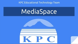 Thumbnail for entry KPC's MediaSpace