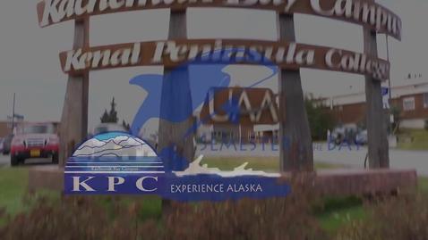 Thumbnail for entry Kachemak Bay Semester-by-the-Bay in Homer Alaska