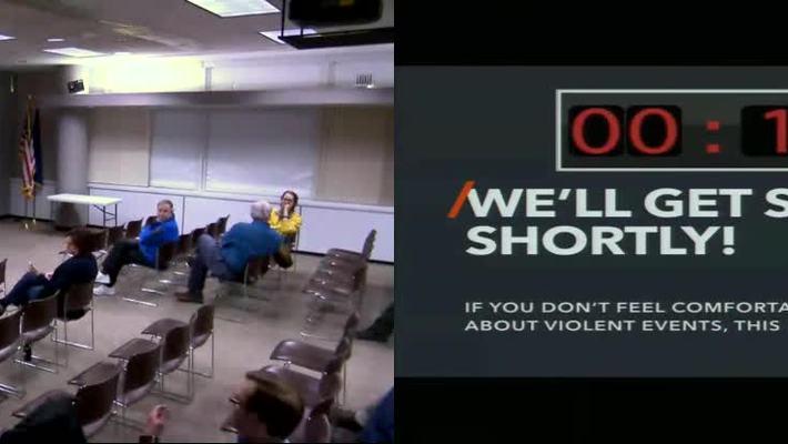 Violent Intruder Training