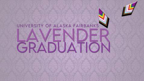 Thumbnail for entry Lavender Graduation