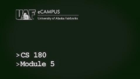 Thumbnail for entry CS 180, Module 5