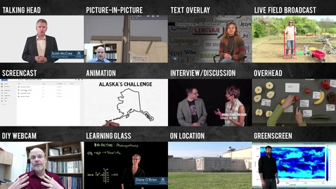 Thumbnail for entry Taxonomy of Educational Video