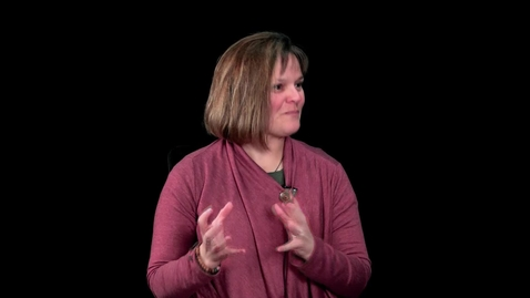 Faculty Perspectives - Wendy Martelle