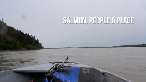 Thumbnail for entry FISH 394: Salmon, People and Place (Course Teaser)