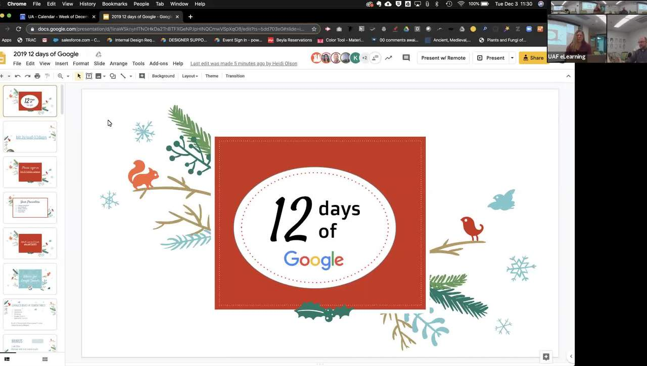 #facdev 12 Days of Google - Google Search