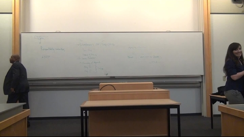 Thumbnail for entry Bryan Williams Lecture - 03-20-17