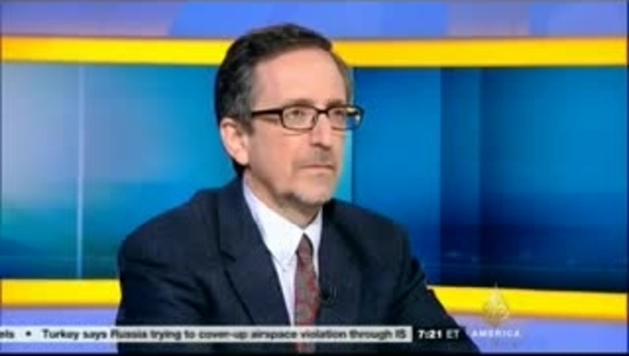 Senior Fellow Andrew Revkin on Al Jazeera America