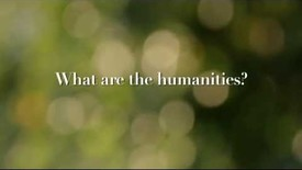 Thumbnail for entry What are the Humanities?