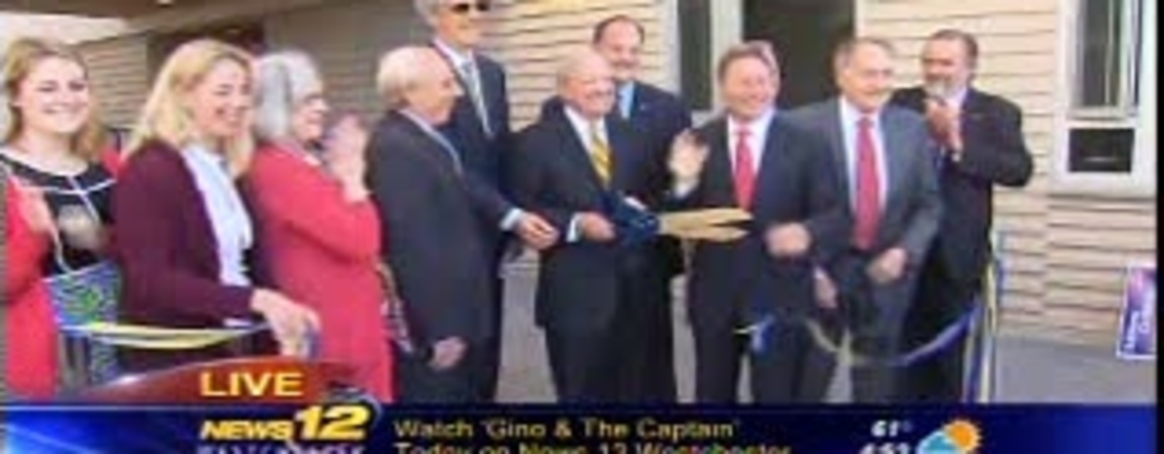 News 12 Westchester: Opening ceremony for Alumni Hall and Environmental Center Complex