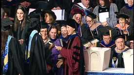 Thumbnail for entry Pace Commencement 2015: Graduate Ceremony