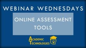 Thumbnail for entry ExamSoft and Respondus - Webinar Wednesdays