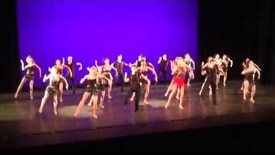 Thumbnail for entry Dance Out Loud 2014 Sing Sing Sing