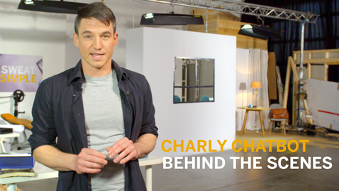 Thumbnail for entry Chatbot Charly: Behind the Scenes - SAP CX Innovation Office