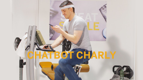 Thumbnail for entry Chatbot Charly - SAP CX Innovation Office