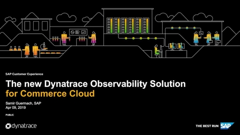 Thumbnail for entry The New Dynatrace Observability Solution for Commerce Cloud - Webinars